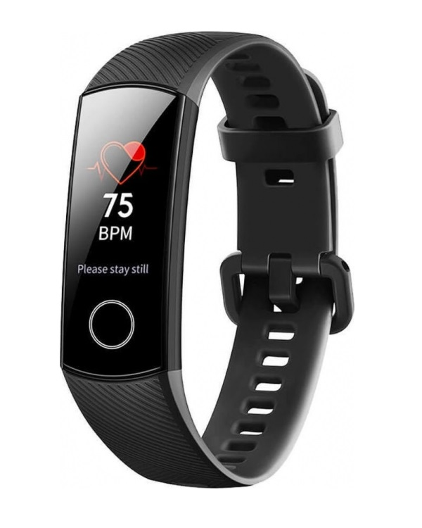 HONOR BAND 4 CRIUS FITNESS BAND METEORITE BLACK - Έως 4 άτοκες δόσεις